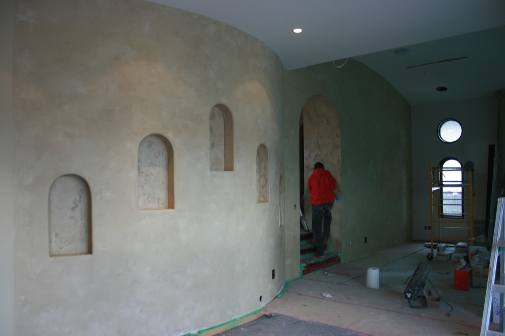 Italian Lime Plaster Interiordecorative Painting Plastering Concepts