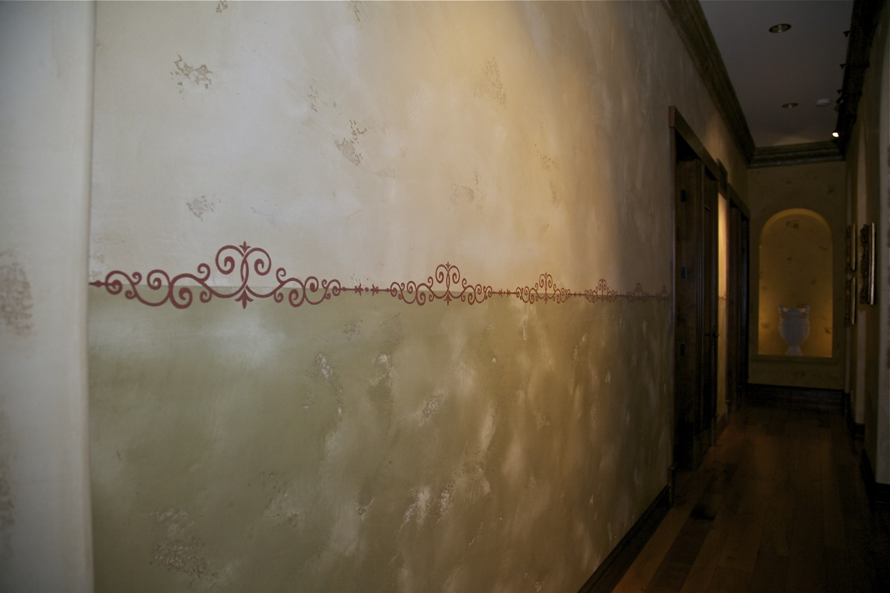 Darrell Morrison Lime Plaster Wall Art. Thanks For Looking.