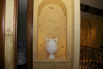 Old World Italian Lime Plaster