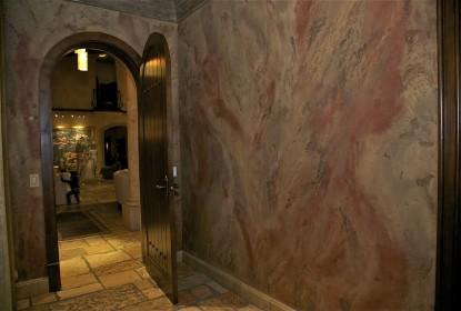 Darrell Morrison Lime plaster wall art