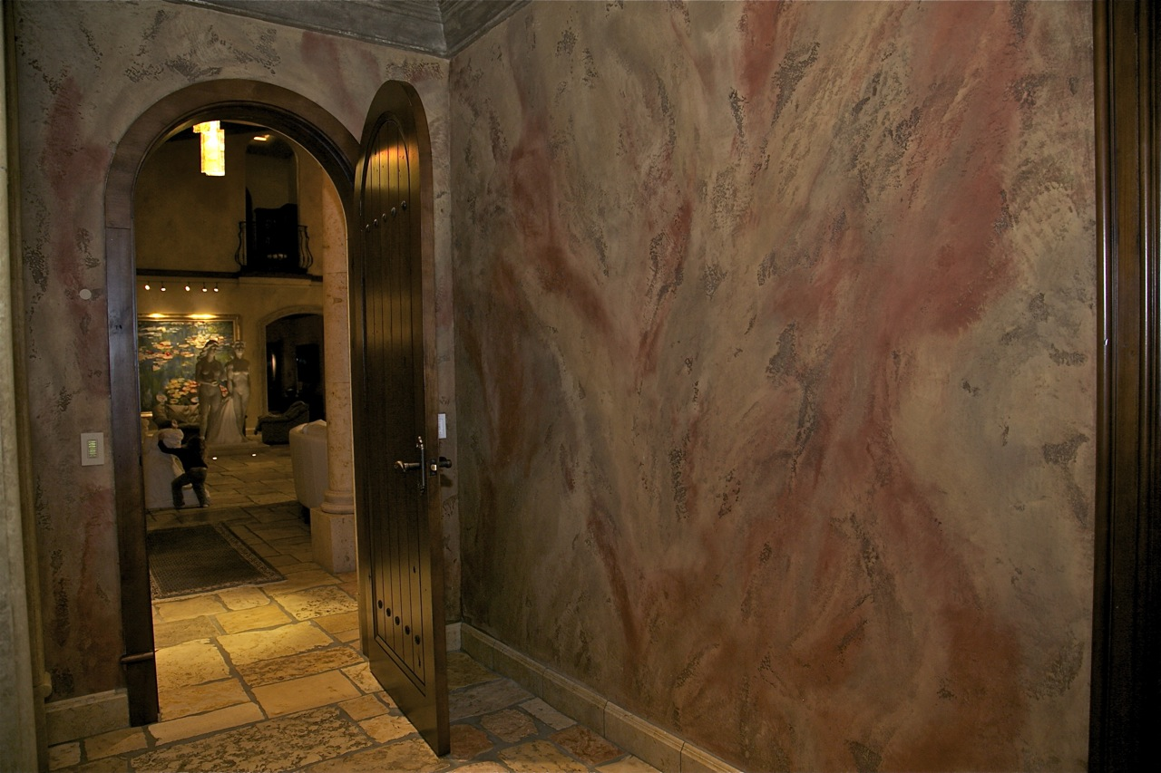 Decorative Interior Plastering : Faux finish vancouverdecorative painting plastering concepts