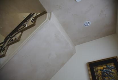 Stairwell ceilings