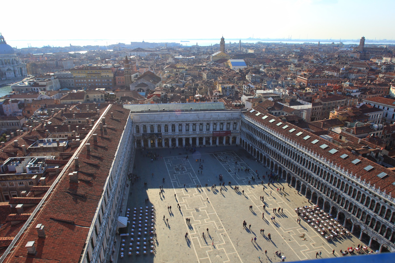 Piazza San Marco Photo by Darrell Morrison